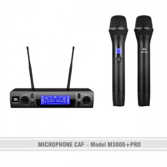 MICROPHONE CAF – Model M3000+PRO