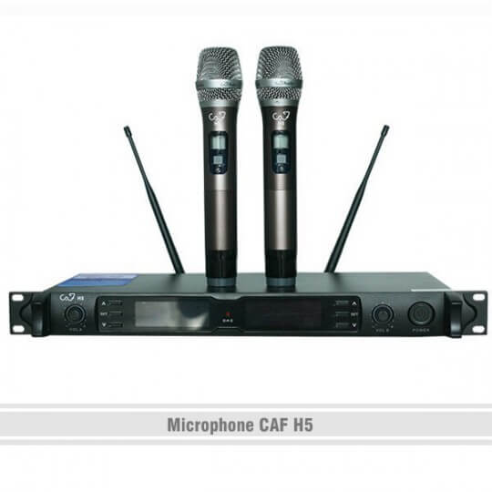 Microphone CAF H5