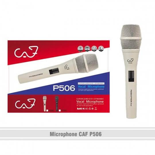 Microphone CAF P506