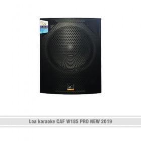 LOA CAF W18S Pro new 2019