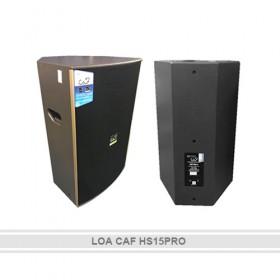 Loa karaoke CAF HS15Pro