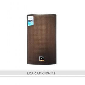 Loa karaoke CAF KING-112