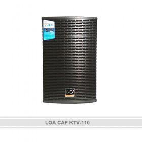 Loa karaoke CAF KTV-110