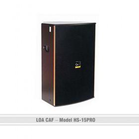 LOA CAF – Model HS-15PRO