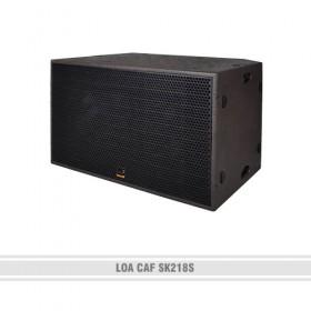 Loa karaoke CAF SK218S