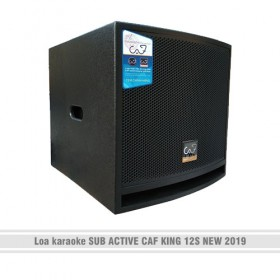 LOA SUB ACTIVE CAF KING 12S new 2019