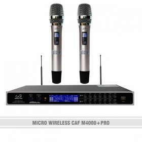 MICRO WIRELESS CAF M4000+PRO