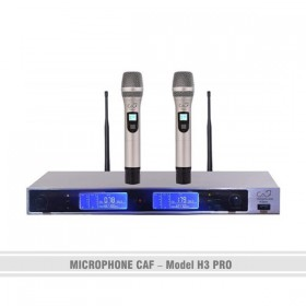MICROPHONE CAF – Model H3 PRO