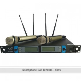 Microphone CAF M2000+ Show