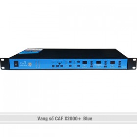 Vang số CAF X2000+ Blue