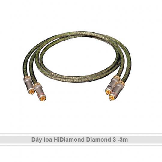 Dây loa HiDiamond Diamond 3 (3m)