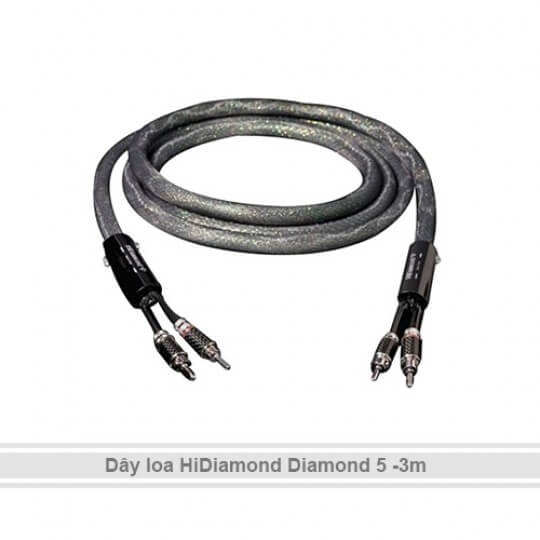 Dây loa HiDiamond Diamond 5 (3m)