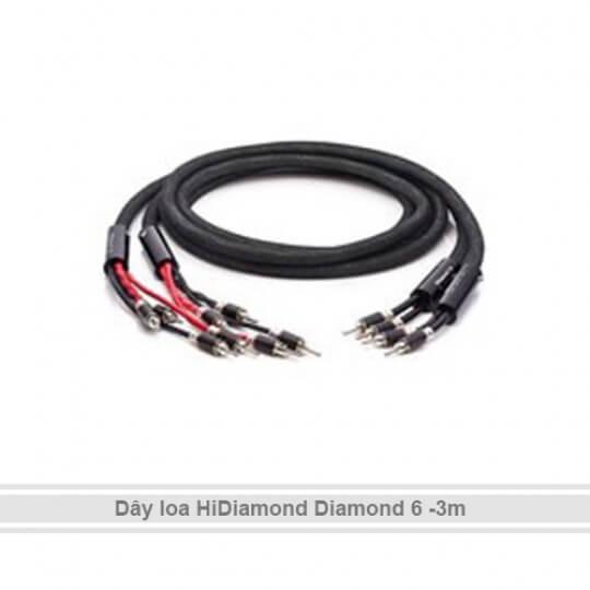 Dây loa HiDiamond Diamond 6
