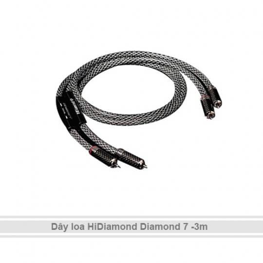 Dây loa HiDiamond Diamond 7