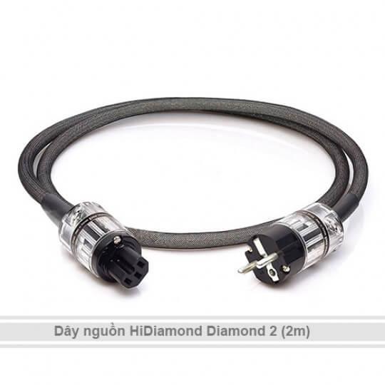 Dây nguồn HiDiamond Diamond 2 (2m)