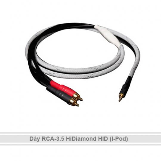Dây RCA-3.5 HiDiamond HID (I-Pod)
