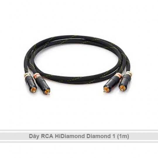 Dây RCA HiDiamond Diamond 1 (1m)