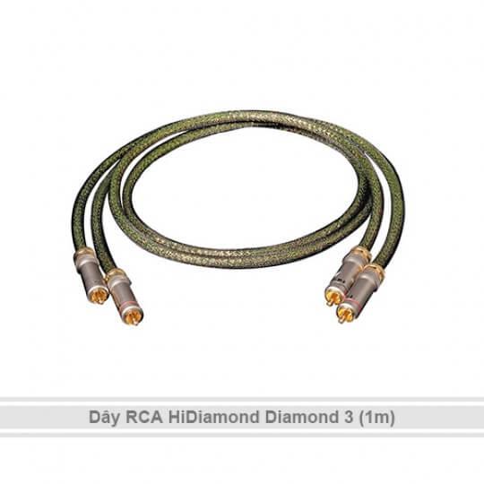 Dây RCA HiDiamond Diamond 5 (1m)