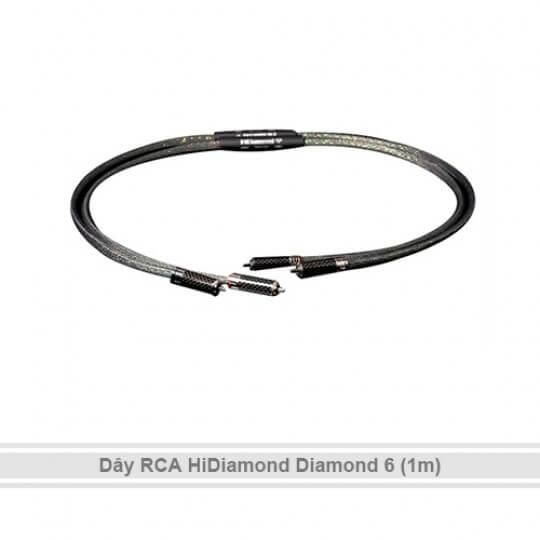 Dây RCA HiDiamond Diamond 6 (1m)