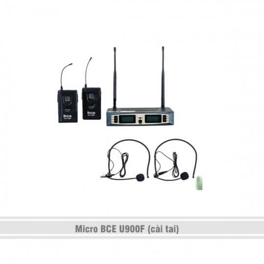 Micro BCE U900F (cài tai)