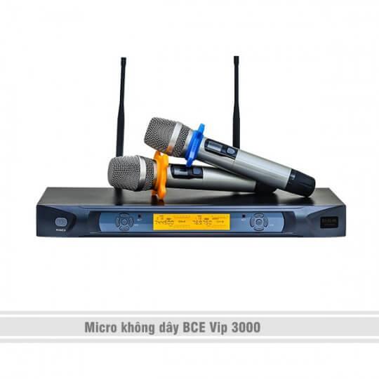 Micro không dây BCE Vip 3000