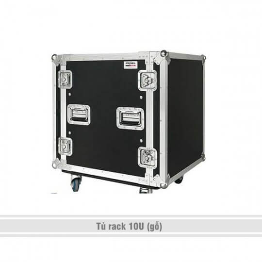 Tủ rack 10U (gỗ)