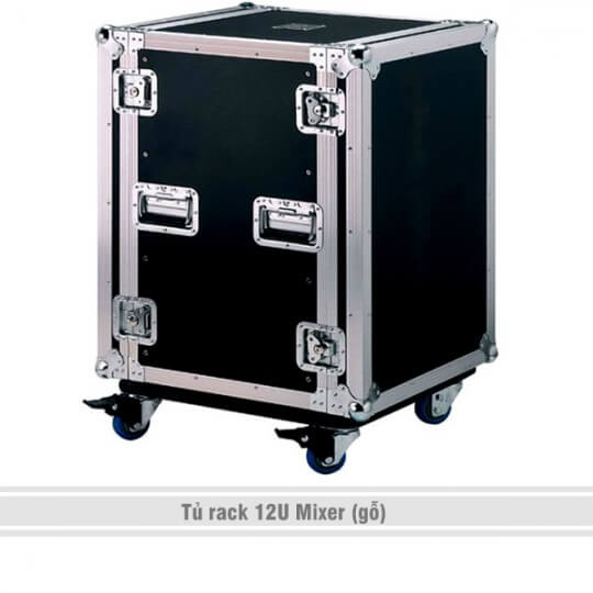 Tủ rack 12U Mixer (gỗ)