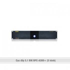 Cục đẩy 5.1 BIK BPC-A300+ (5 kênh)