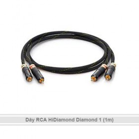 Dây RCA HiDiamond Diamond 1 (1m)