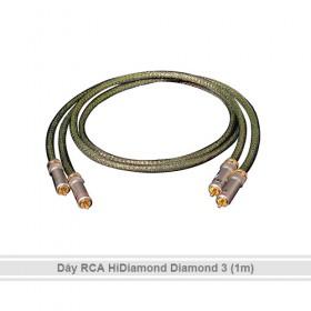 Dây RCA HiDiamond Diamond 3 (1m)