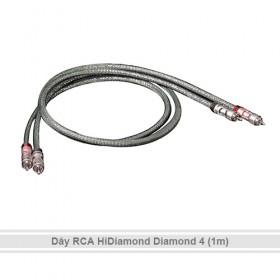 Dây RCA HiDiamond Diamond 4 (1m)
