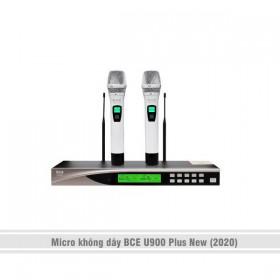 Micro không dây BCE U900 Plus New (2020)
