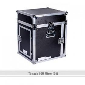 Tủ rack 10U Mixer (Gỗ)