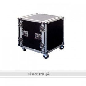 Tủ rack 12U (gỗ)