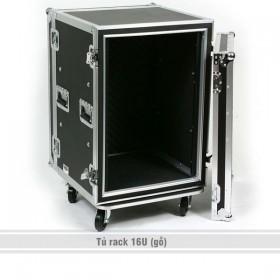 Tủ rack 16U (gỗ)