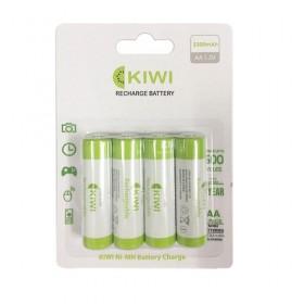 Pin sạc NI-MH Kiwi AA