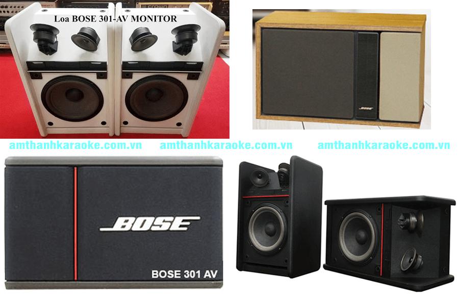 Loa Bose 301-AV các loại