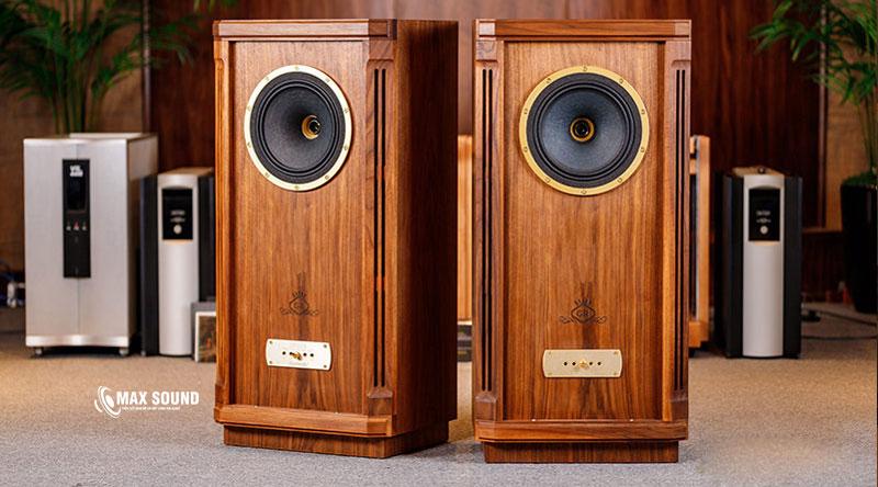 Loa Tannoy Turnberry GR sở hữu thiết kế sang trọng và cổ điển