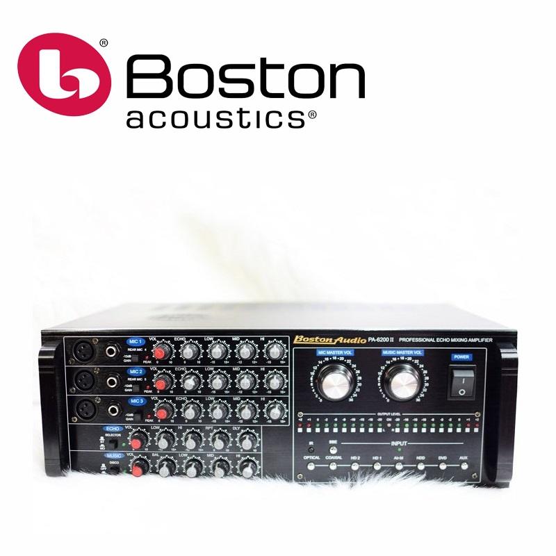 Amply Boston audio