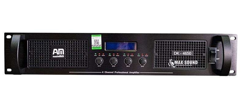 Cục đẩy 4 kênh AM DK4650