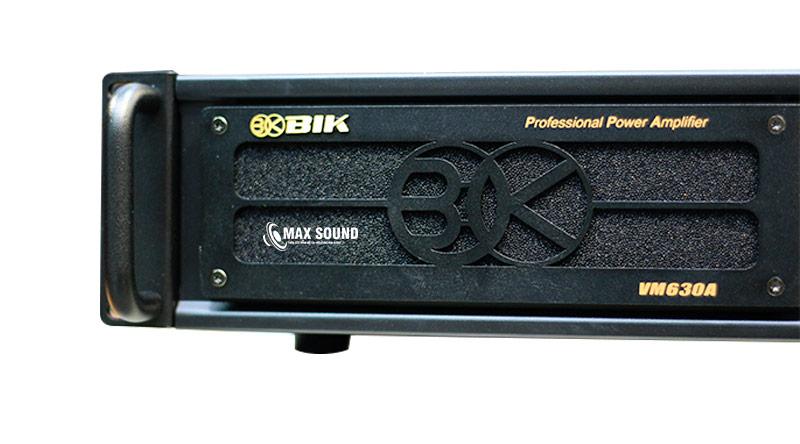 Cục đẩy BIK còn trang bị hệ thống tản nhiệt hiện đại