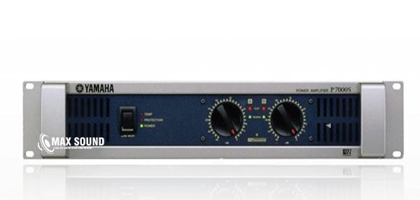 Cục đẩy Yamaha P7000S mang đến sự ổn định cao cho dàn âm thanh