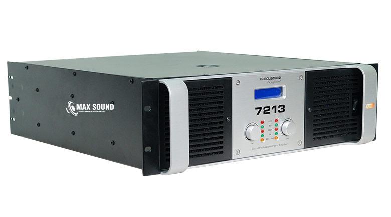 Cục đẩy công suất tại Max Sound cam kết chinh hãng
