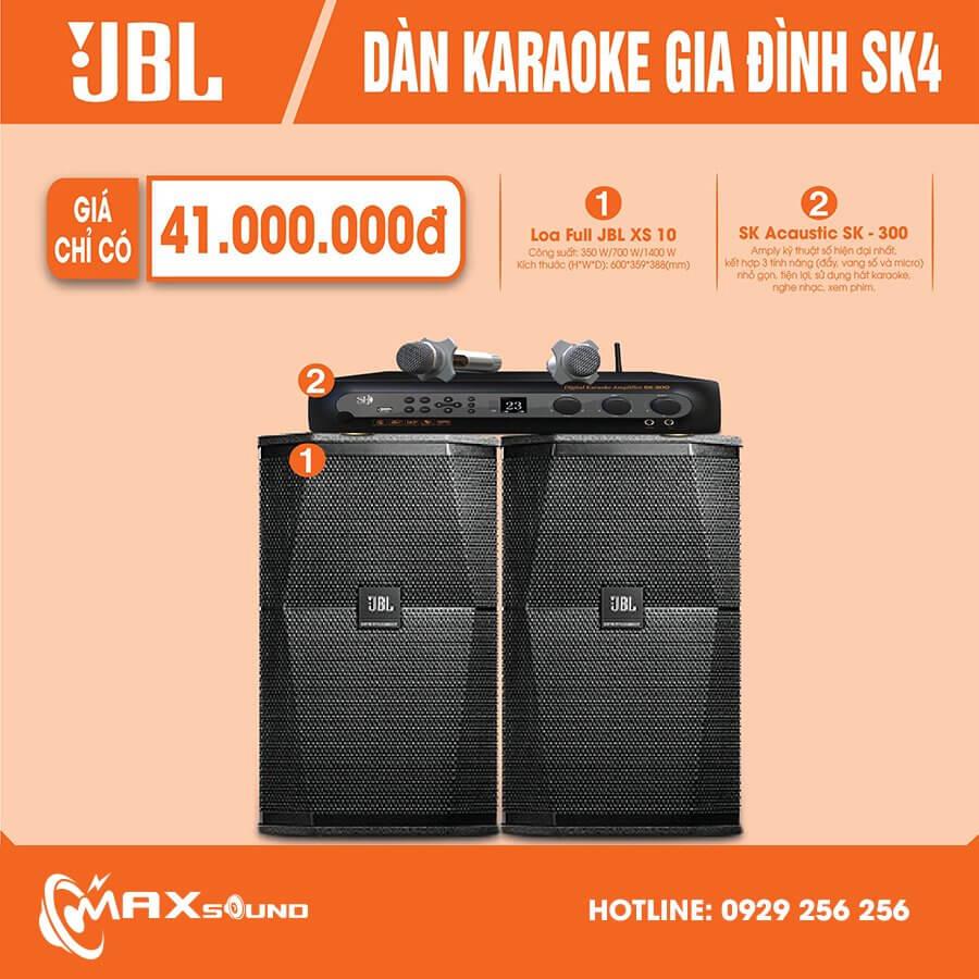 Dàn karaoke gia đình cao cấp khuyến mãi mùa covid giá tốt