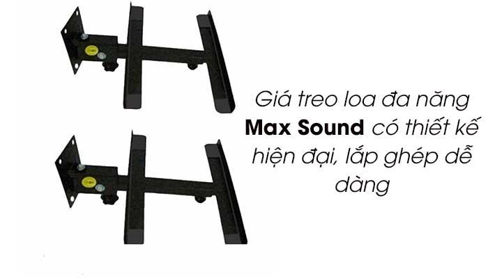 Giá treo loa đa năng tại Max Sound