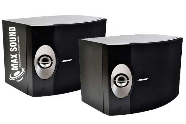 Loa karaoke Bose là thương hiệu hàng đầu thế giới