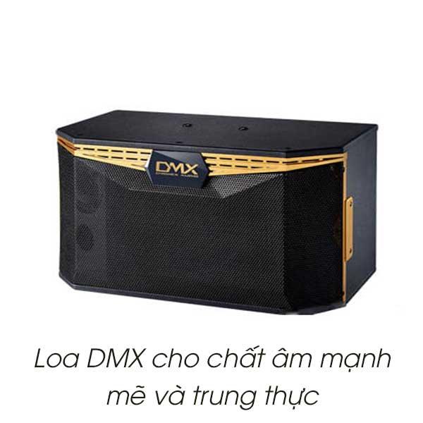 Loa DMX cho chất âm mạnh mẽ
