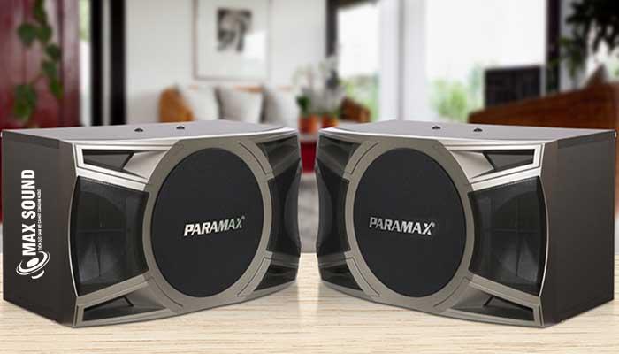 Loa Paramax bền đẹp lắp đặt linh hoạt