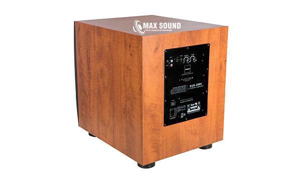 Loa sub Paramax 2000 phối ghép nhanh chóng và dễ dàng