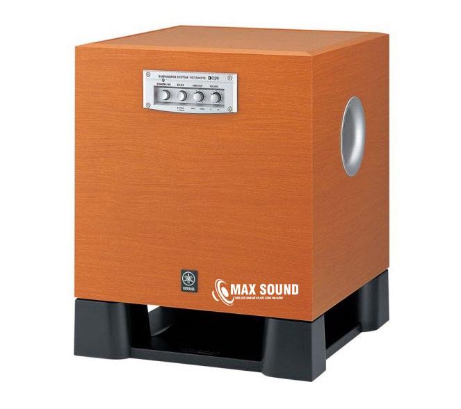 Loa sub Yamaha sử dụng công nghệ xử lý âm thanh hiện đại